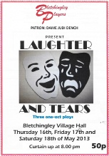 2013-05 Laughter and Tears (3 One-Act Plays) Programme.pdf